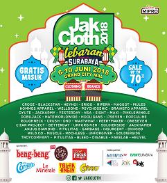 JakCloth 2018 - Surabaya