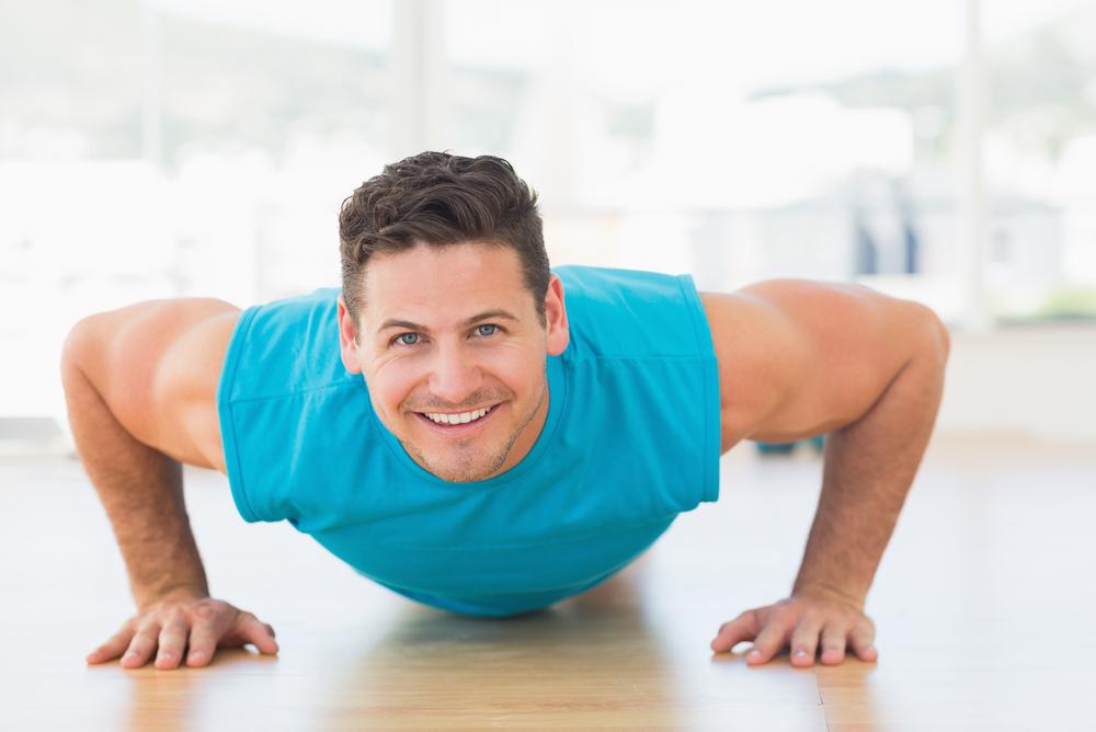 5 Manfaat Push up yang Perlu Kamu Ketahui!