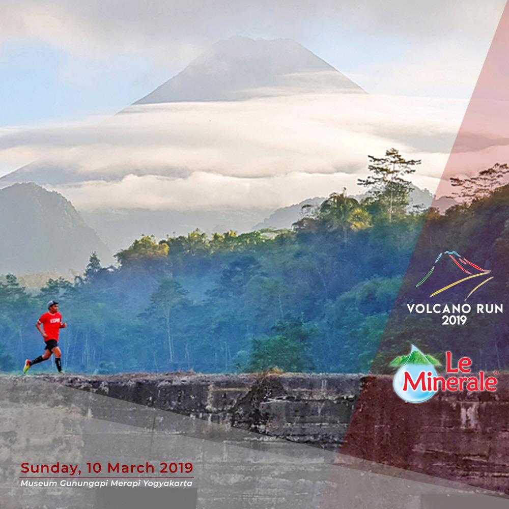 Volcano Run 2019 - Yogyakarta